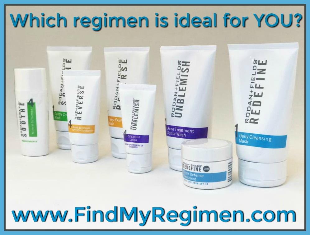 Find My Regimen