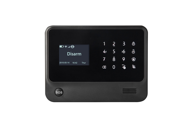 Wifi + GSM Alarm(Premium)