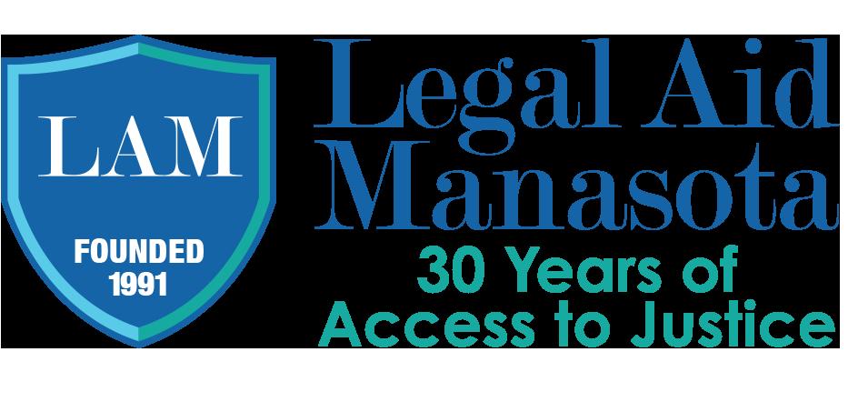 Legal Aid of Manasota logo