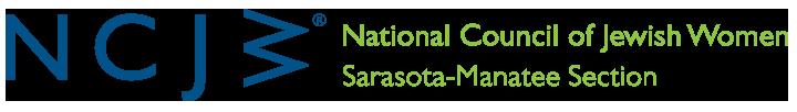National Council of Jewish Women Sarasota-Manatee Section logo
