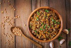 Legumes (Beans + Peas)
