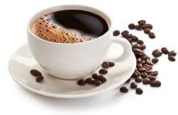 Caffeinated Coffee or Tea
