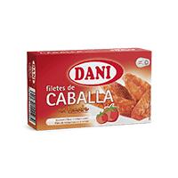 Caballa tomate (75g)