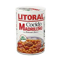 Cocido madrileño(430g)