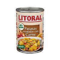 Patatas con carne(420g)