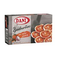 Zamburiñas salsa vieira (63g)