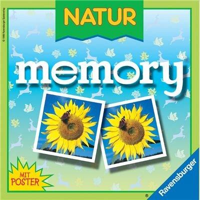 Memoriespiel mit Naturmotiven