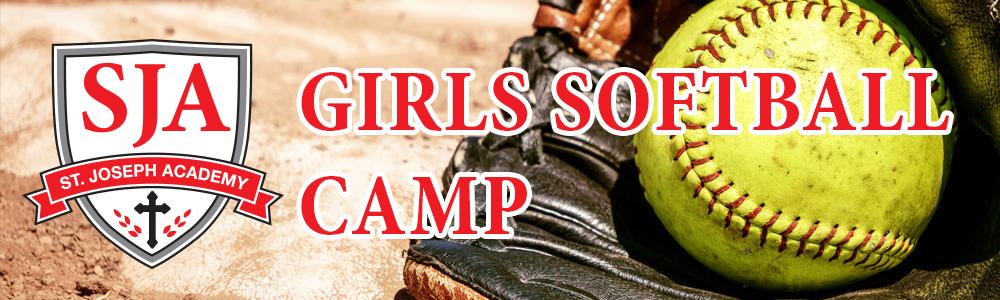 St. Joseph Academy Girls Softball Camp Registration