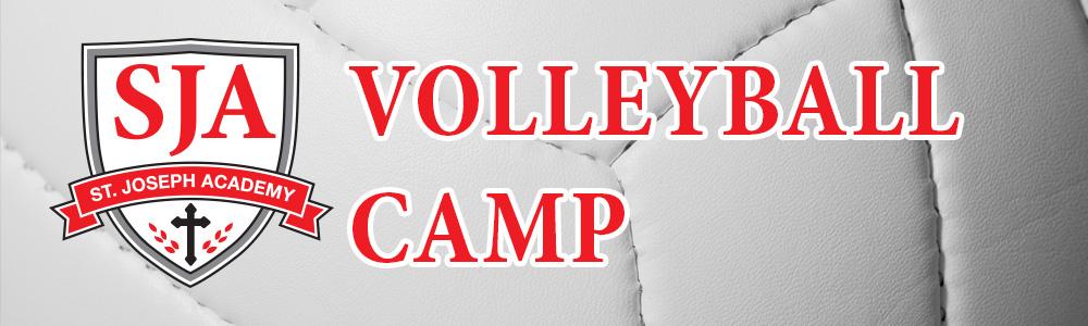 St. Joseph Academy Volleyball Camp Registration