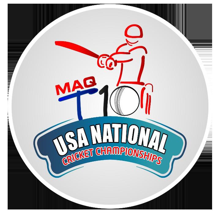 MAQ T10 USA National Cricket Championship 2021 Team Registration Form