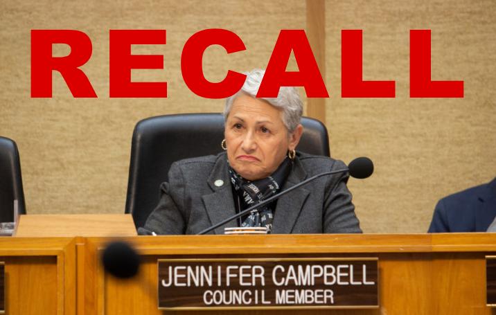 RECALL JEN CAMPBELL