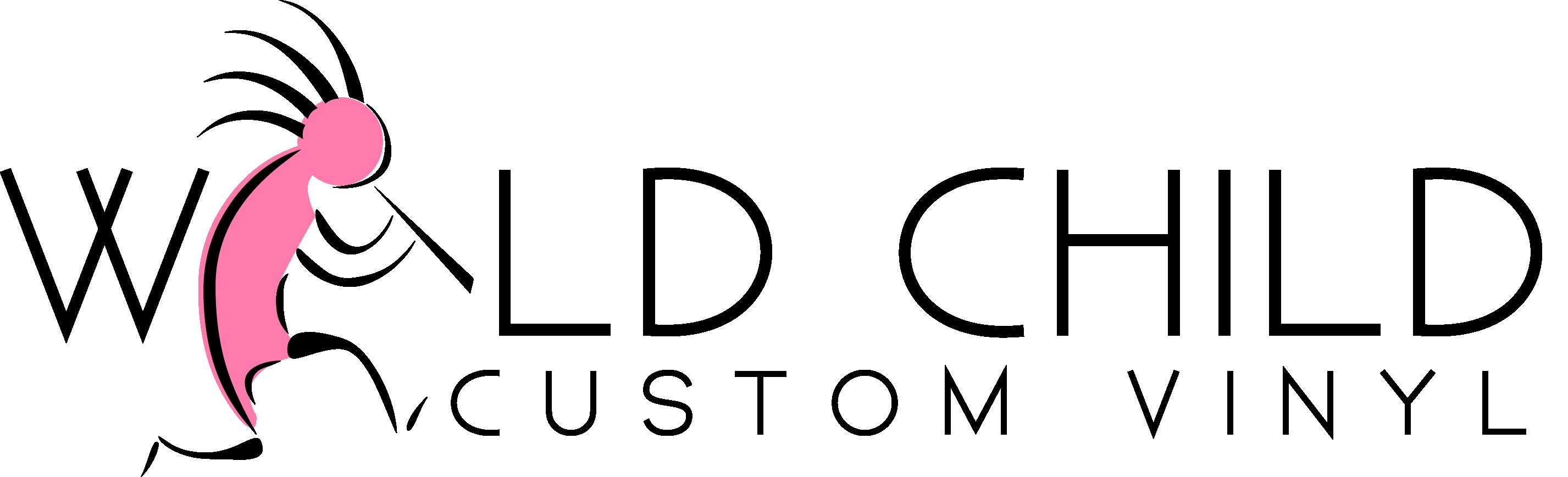 Wild Child Vinyl Logo