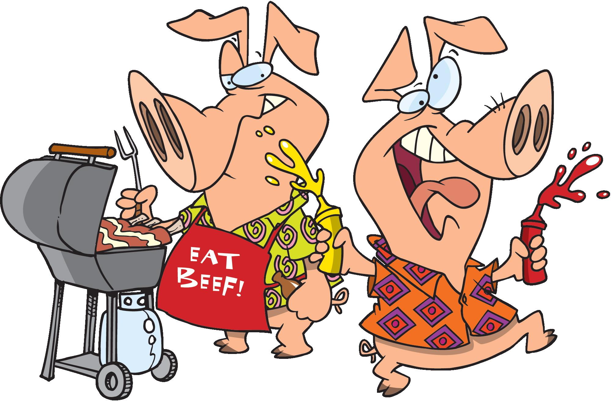 BBQ Dinner & Silent Auction