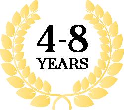 4-8 Years