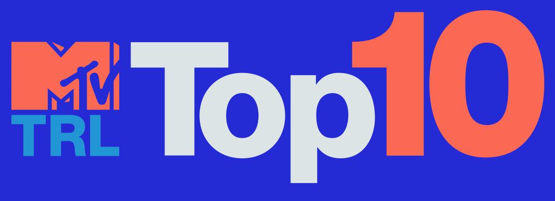 TRL Top 10 Logo