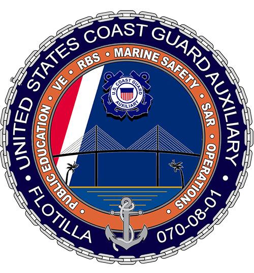 Flotilla 8-1 Logo