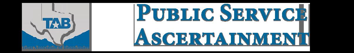 Public Service Header