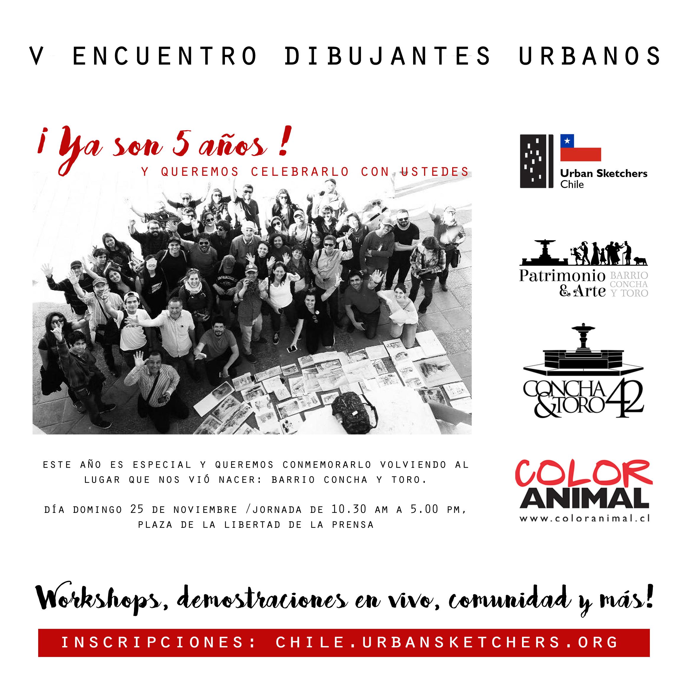 V Encuentro USK Barrio Concha y Toro