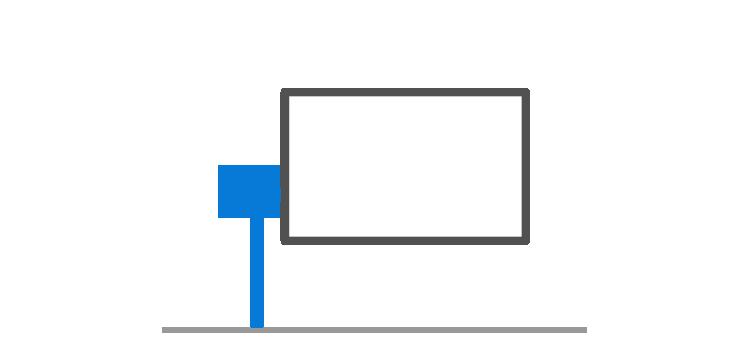 Single Arm (1 Monitor)
