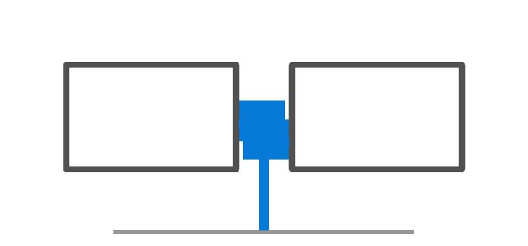 Dual Arm (2 Monitors)