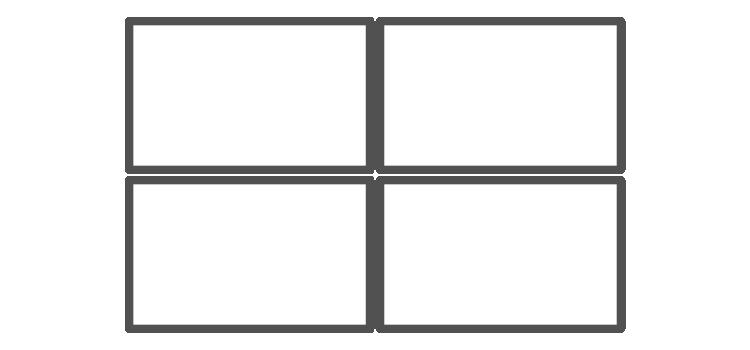Larger (4+ Monitors)