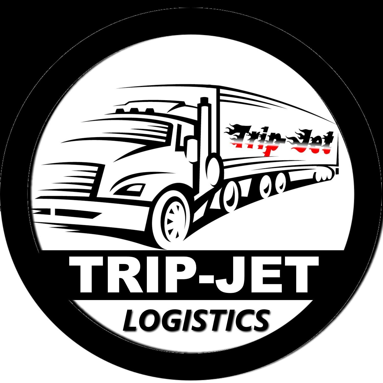 Trip-Jet Logistics Logo
