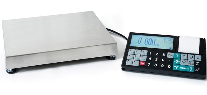Торговая точка POS-TT-15(вес+сканерШК+ПО) =140000тг