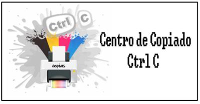 """Ctrl C  """"Centro de Copiado"""""""