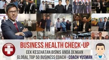 Foto Coach Yusman bersama clientnya yg merupakan pengusaha-pengusaha dari seluruh Indonesia
